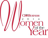 2014 Women of the Year - Conlee Whiteley